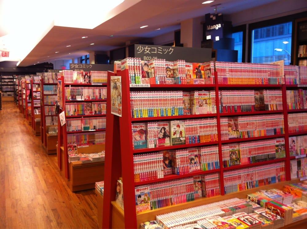 manga floor yes a whole floor of manga yelp. Black Bedroom Furniture Sets. Home Design Ideas