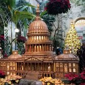 Photo Of United States Botanic Garden   Washington, DC, United States.  Reproductions