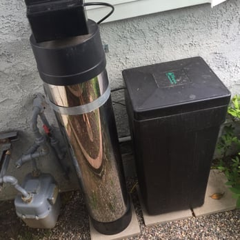 Does the Home Depot sell water softeners?