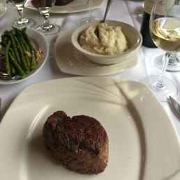 Sparkill Steakhouse - Sparkill, NY, United States. A small Fillet.