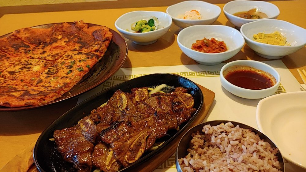 New Korea Restaurant: 300 Carmel Ave, Marina, CA