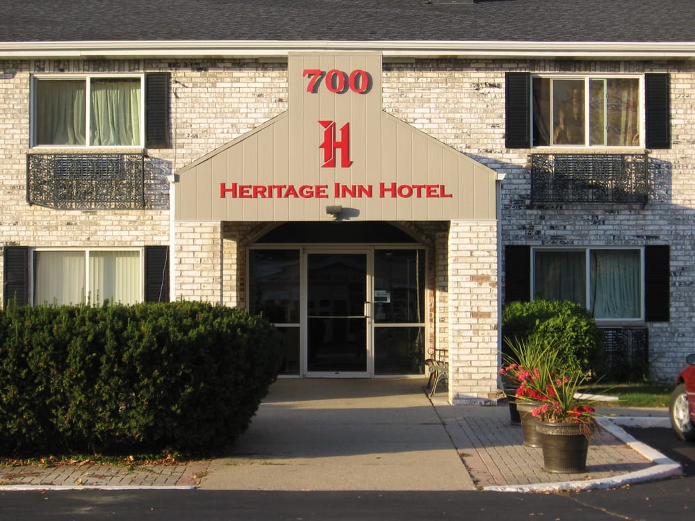 Heritage Inn Hotel Llc Hotels 700 E Main St Watertown Wi Phone Number Yelp