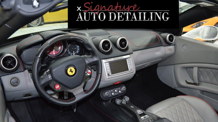 Signature Auto Detailing: 10315 N Port Washington Rd, Mequon, WI