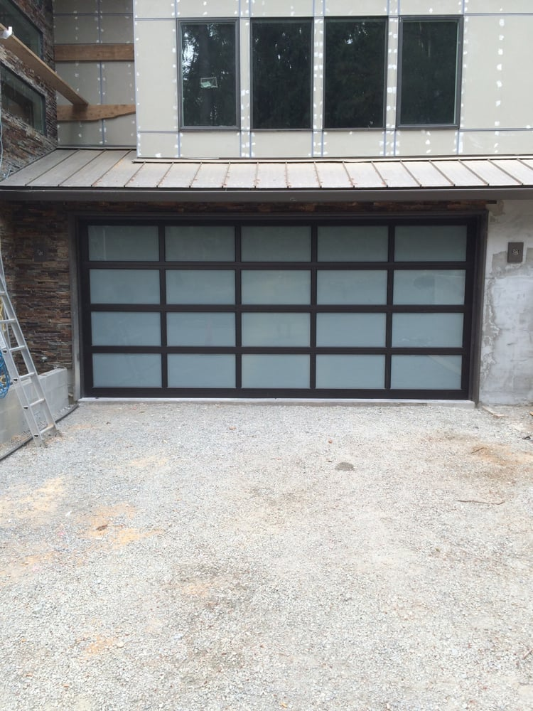 Photo Of Triton Garage Door   Issaquah, WA, United States. Modern Classic  NWD