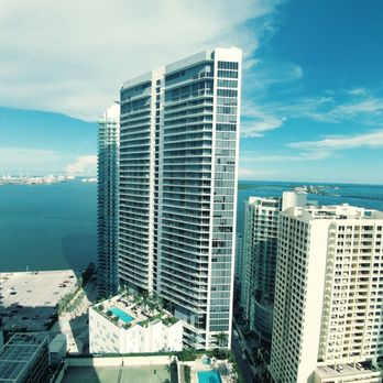 Photo Of Conrad Miami Fl United States 25th Floor Bar