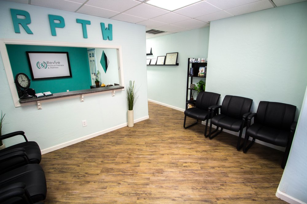 Revive Physical Therapy and Wellness: 4703 S Lakeshore Dr, Tempe, AZ