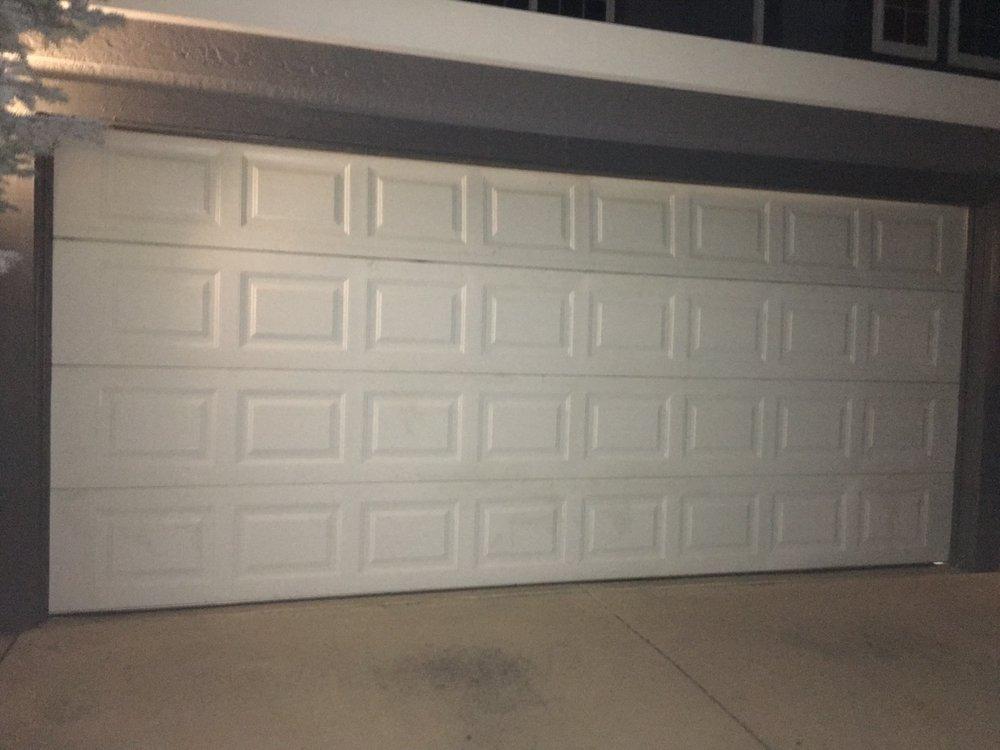 Help Garage Door