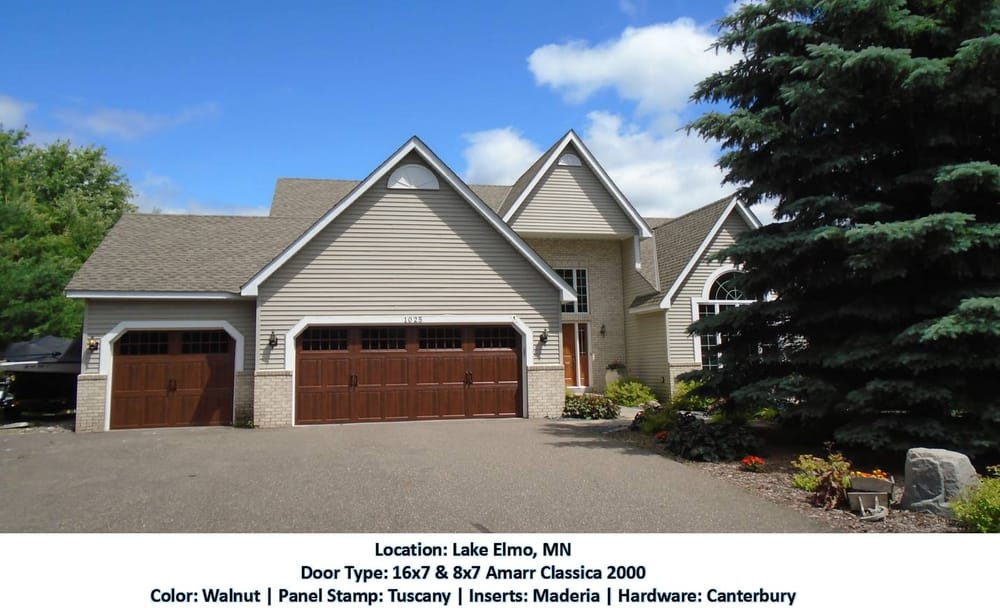 Reliable Garage Door: 1136 114th Ln NW, Coon Rapids, MN