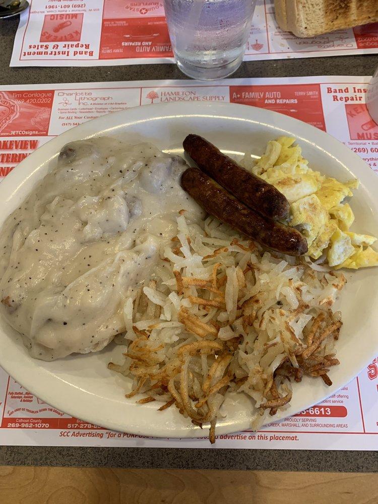 Lake's Sunrise Cafe: 117 East Coolidge Ave, Battle Creek, MI