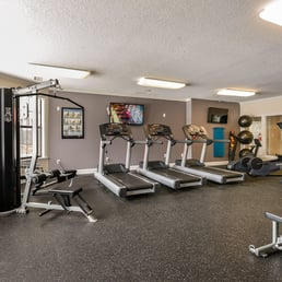 Photo Of River Birch Apartments   Charlotte, NC, United States. Fitness  Center