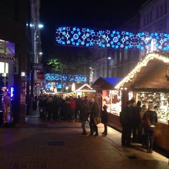photo of the frankfurt christmas market birmingham west midlands united kingdom new - Birmingham Christmas Market