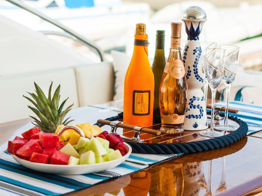 UNIQ Charters: 13900 Marquesas Way, Marina del Rey, CA