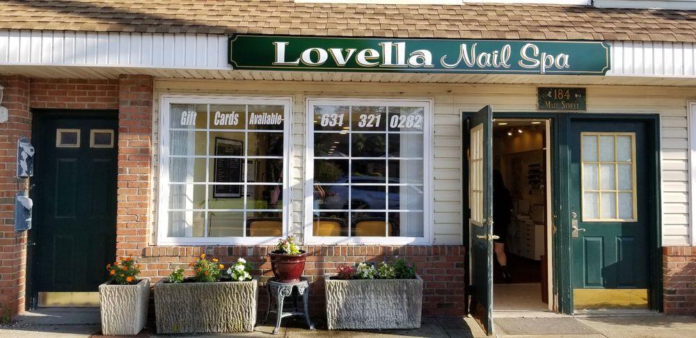 Lovella Nail Spa: 184 E Main St, Babylon, NY