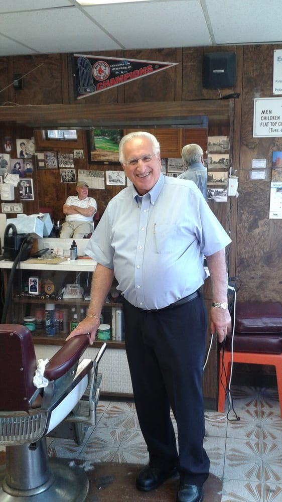 Mike & Dave's Barber Shop: 206 North Ave, Abington, MA