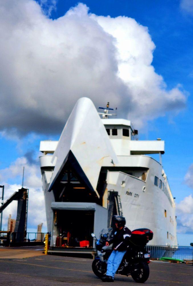 The Bridgeport & Port Jefferson Ferry: 1 Ferry Access Rd, Bridgeport, CT