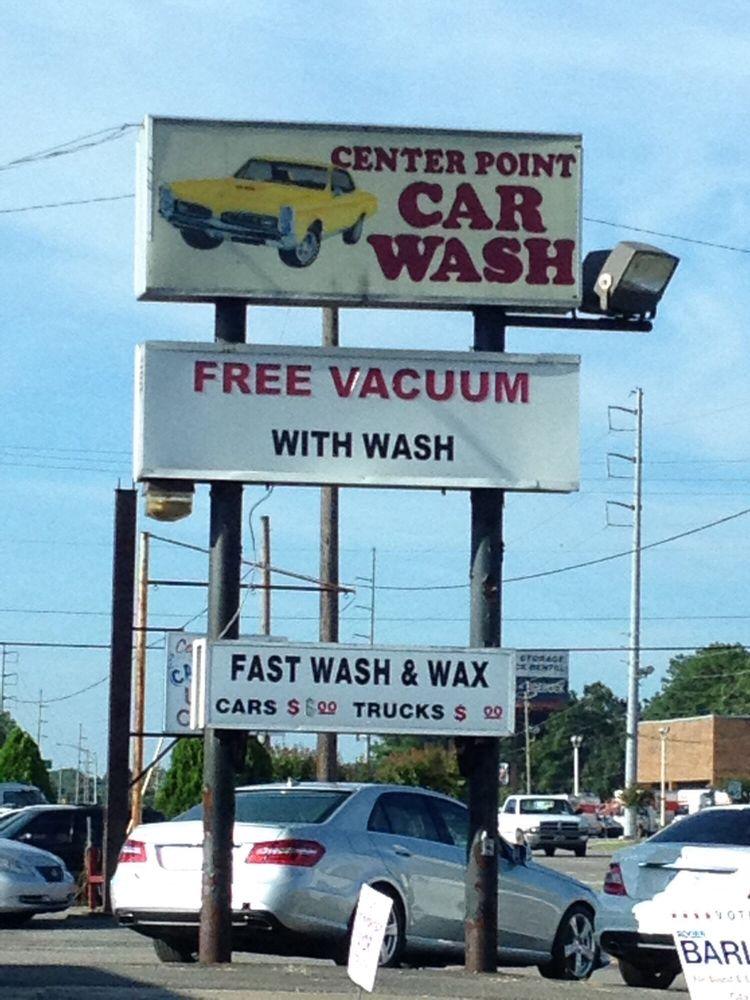 Center Point Car Wash: 1661 Center Point Pkwy, Birmingham, AL