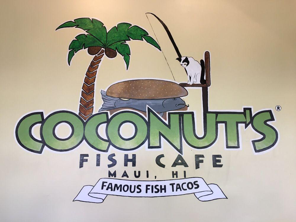 Coconut's Fish Cafe - Kamaole: 2463 S Kihei Rd, Kihei, HI
