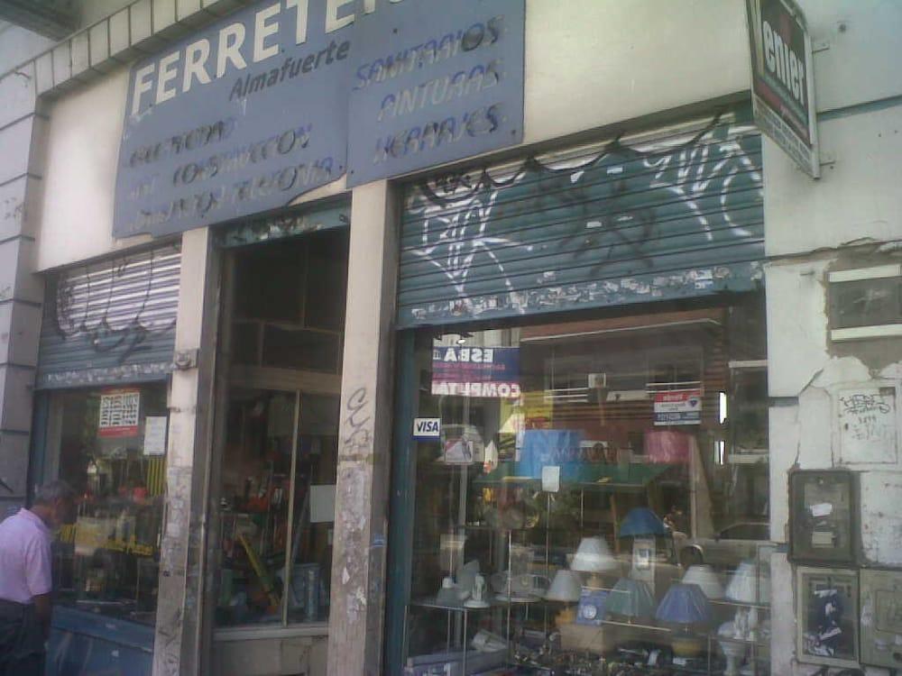Ferreteria almafuerte ferreter as avenida rivadavia for Ferreteria cerca de mi ubicacion