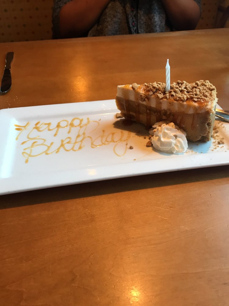 photo of olive garden italian restaurant phoenix az united states birthday pumpkin - Olive Garden Pumpkin Cheesecake
