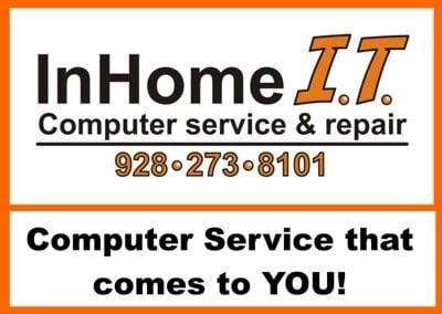 InHomeI.T. Mobile Computer Repair: 7766 E Mesteno Rd, Prescott Valley, AZ
