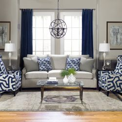 Photo Of Temple Furniture   Maiden, NC, United States. Harrison Sofa And  Fletcher