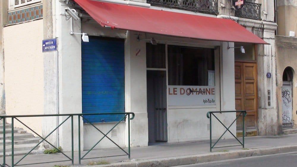 le domaine lukket natklubber 9 rue du jardin des