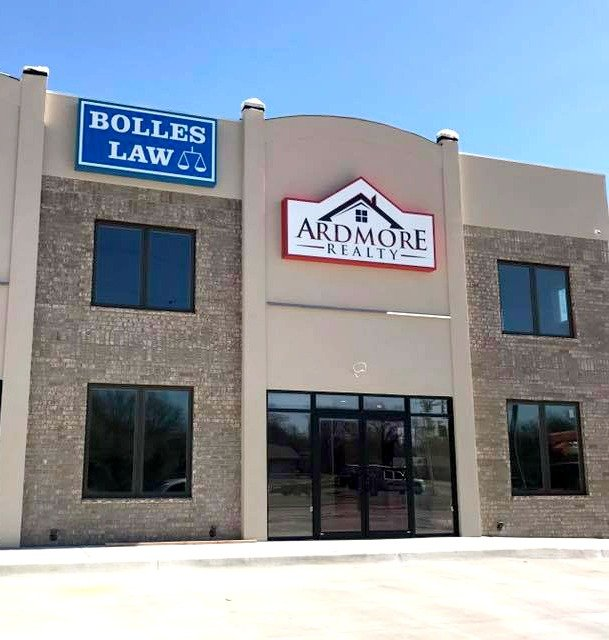 Ardmore Realty: 208 S Commerce St, Ardmore, OK