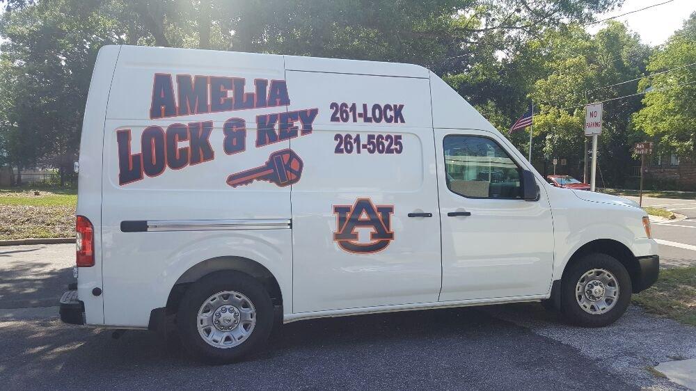 Amelia Lock & Key