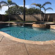 ... Photo Of AAA Pool Maintenance   Camarillo, CA, United States. Clean  Clear Blue