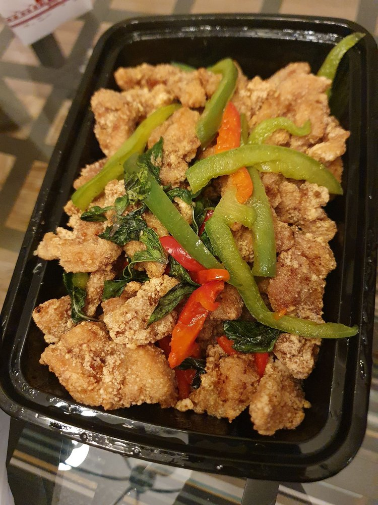 Hong Kong Restaurant: 43761 Parkhurst Plz, Ashburn, VA