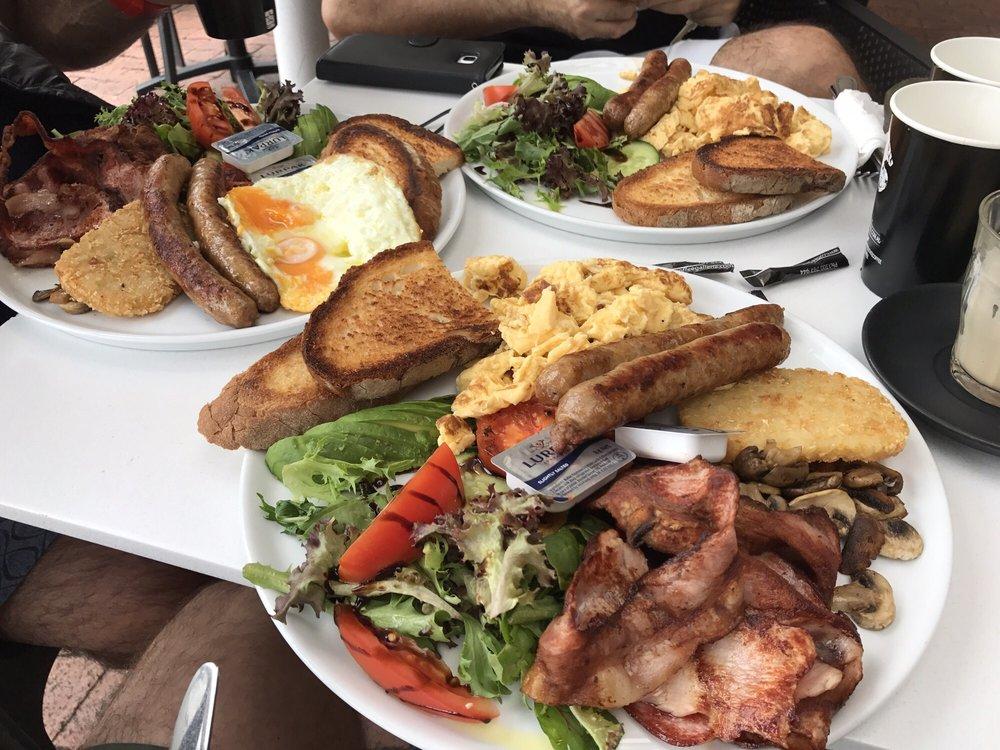 Coxs Rd North Ryde Restaurants
