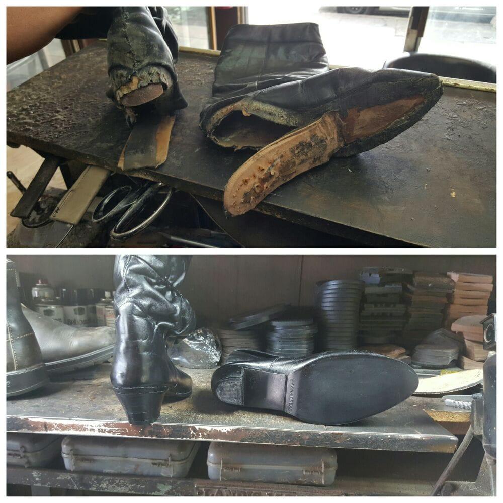 Sherwood Park Shoe Repair