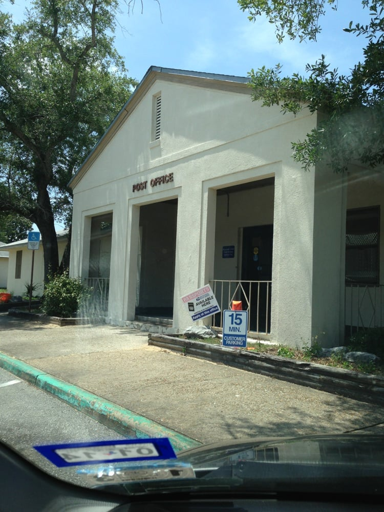 Eglin Post Office: Van Matre Ave, Valparaiso, FL