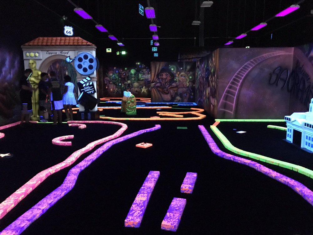 Cali Glo Indoor Entertainment