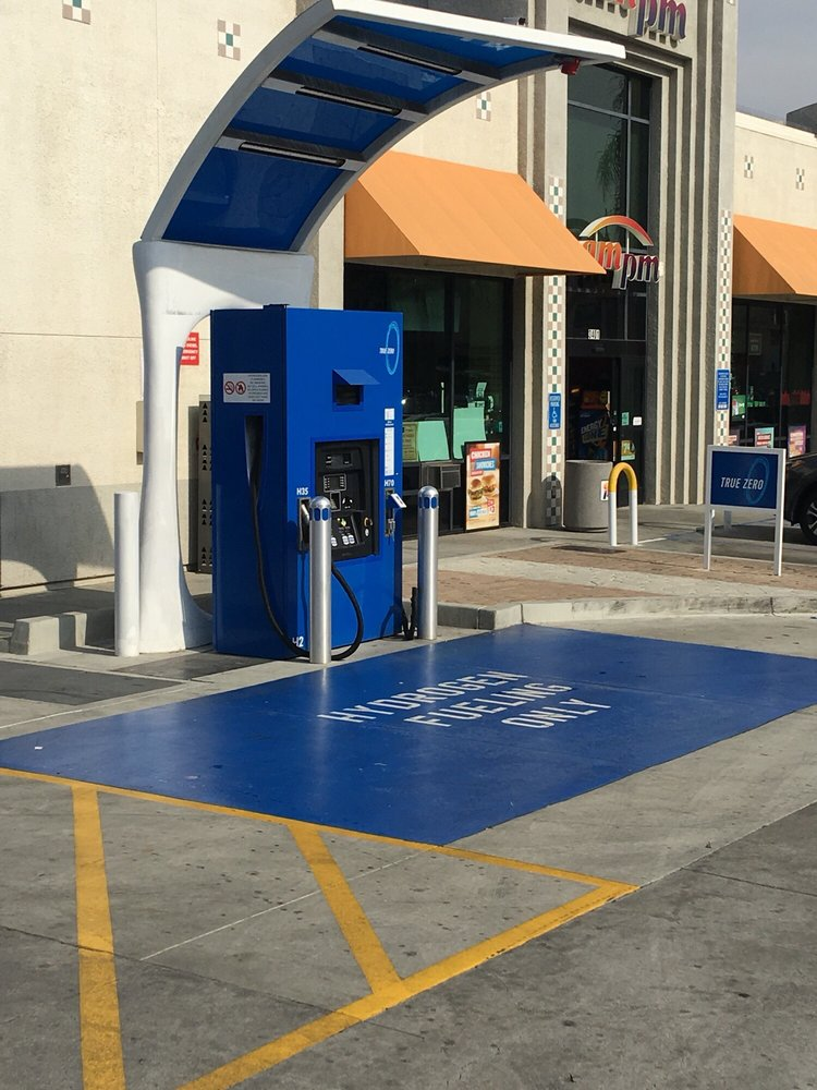 Hydrogen fueling station - Yelp