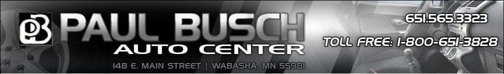 Paul Busch Auto Center: 148 Main St E, Wabasha, MN