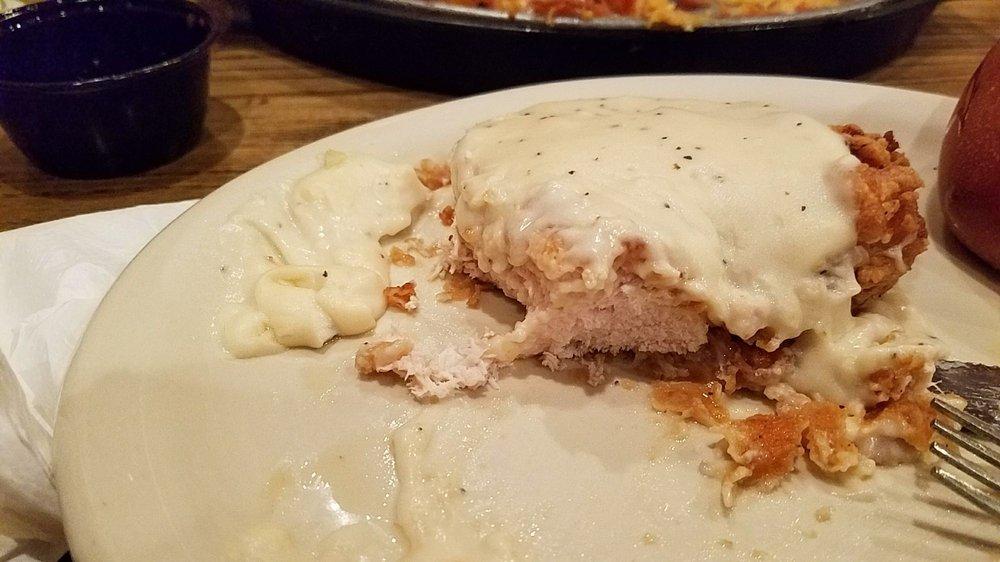 Chicken fried chicken. Scratch made. - Yelp