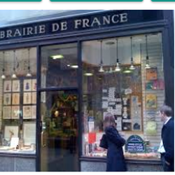 Librairie de France - Bookstores - Midtown East, New York, NY