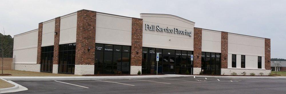 Full Service Flooring: 156 Tilco Dr, Winterville, NC