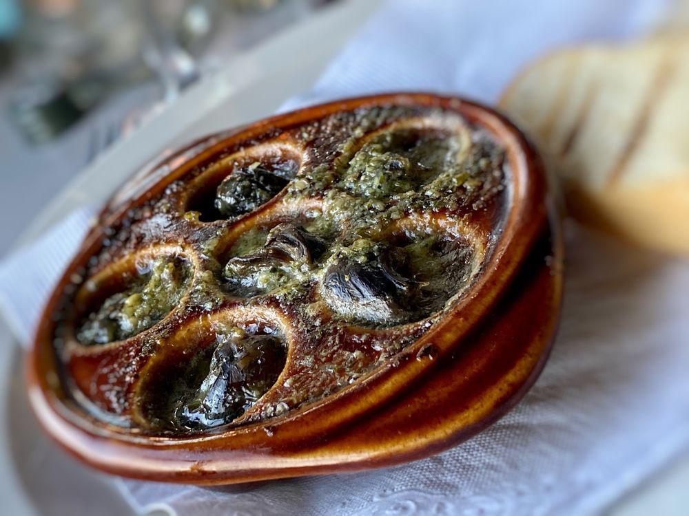 Food from Yardarm Restaurant