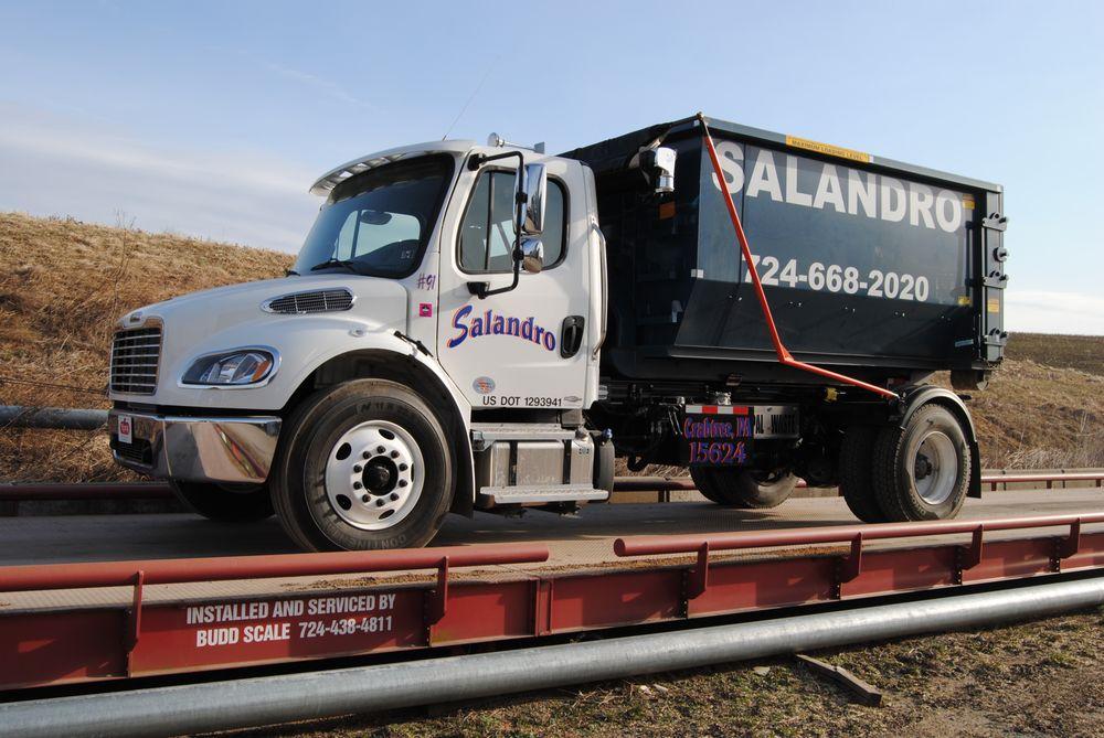 Salandro's Refuse: 307 Citco Ln, Crabtree, PA
