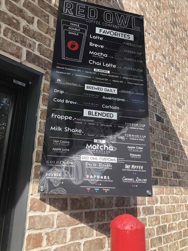 Red Owl Coffee Company: 2219 Tift Ave N, Tifton, GA