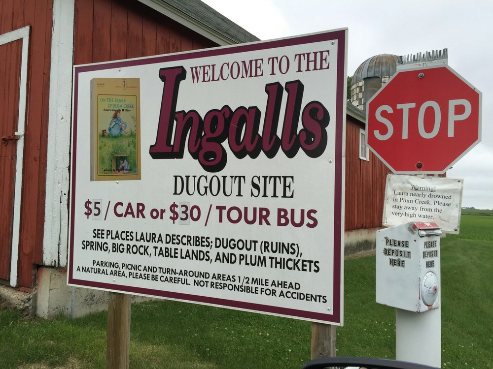 Ingalls Dugout Site: Walnut Grove, MN