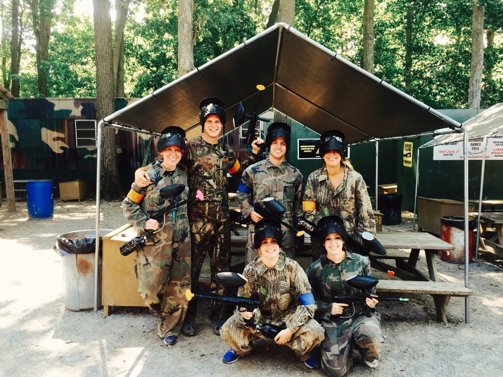 Ambush Adventure Park: 91 Hilltop Dr, Conestoga, PA