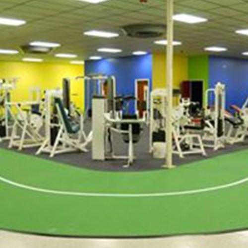 Shape'N Up Fitness Center: 501 1st Ave E, Oneonta, AL
