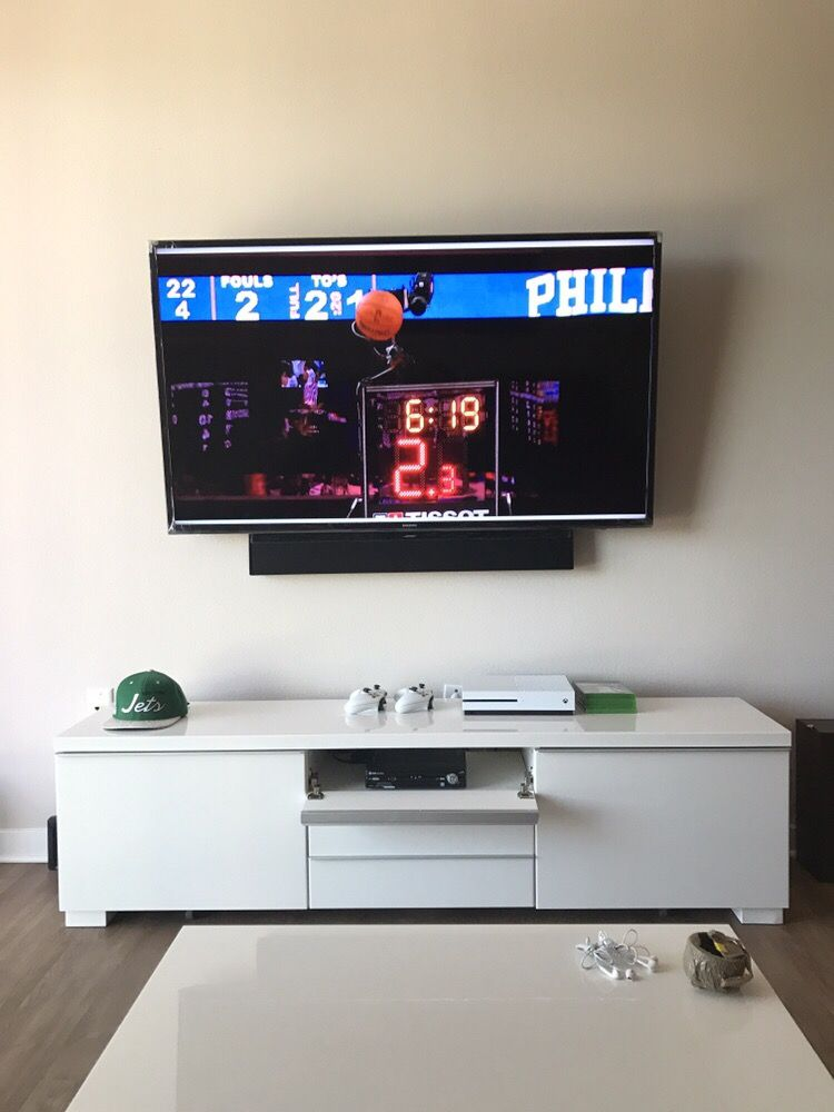 Pro TV Wall Mount Installation