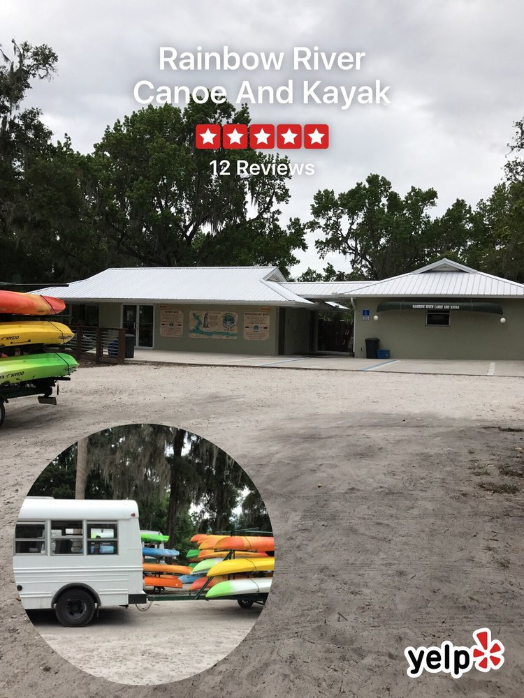 Rainbow River Canoe And Kayak: 12121 River Vw, Dunnellon, FL