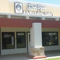 Bob Ross Studio New Smyrna Beach Fl