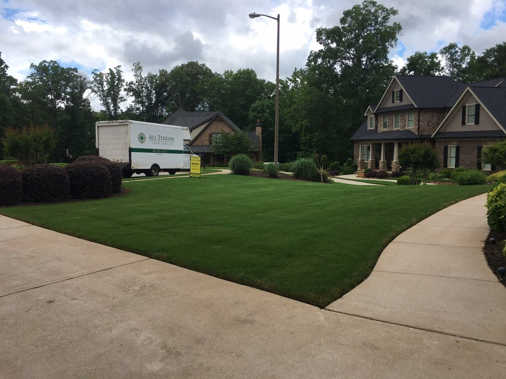 All Terrain Lawn Service: Bogart, GA