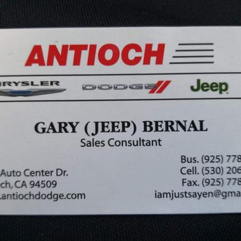 Exceptional Photo Of Antioch Chrysler Dodge Jeep Ram   Antioch, CA, United States